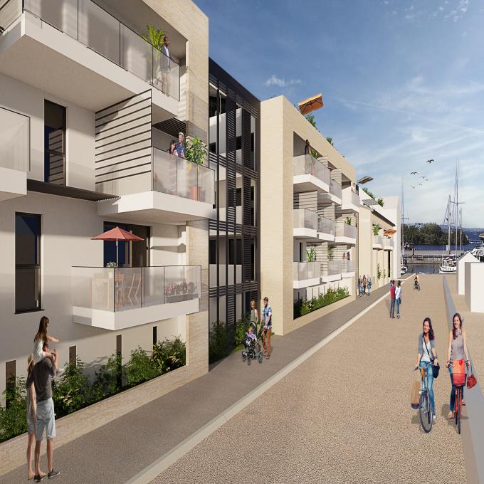 Offres de vente Appartement Marseillan (34340)